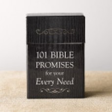 A Box of Blessings - 101 Bible Promises for Your Every Need - Boxed Cards
