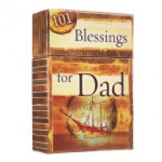 A Box of Blessings - 101 Blessings for Dad - Boxed Cards