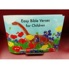 Easy Bible Verses for Children - Illustrated by Leigh Dell