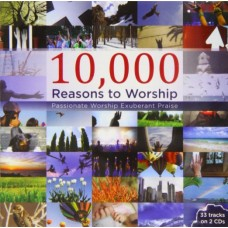Ten Thousand Reasons to Worship - CD