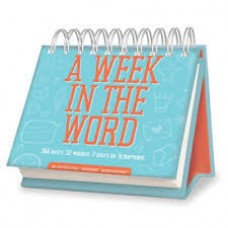 A Week In The Word - Perpetual Calendar - Dayspring