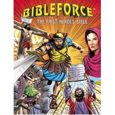 BibleForce - The First Heroes Bible - Hard Cover