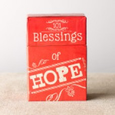 A Box of Blessings - 101 Blessings of Hope - Boxed Cards