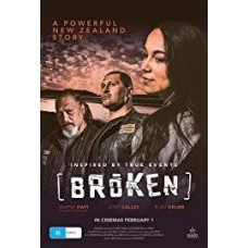 Broken - A Powerful New Zealand Story - DVD