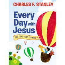 Every Day with Jesus - 365 Devotions for Kids - Charles F Stanley