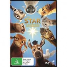 The Star - A Tale of Faith and Friendship - DVD