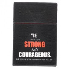 A Box of Blessings - Be Strong & Courageous