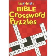 Bible Crossword Puzzles - Itty Bitty