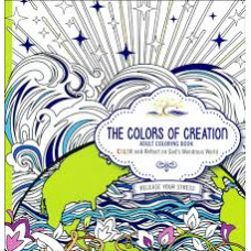 The Colors of Creation - Adult Coloring Book - Passio