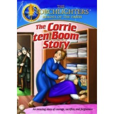 The Corrie Ten Boom Story - Torchlighters - DVD