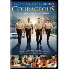Courageous - Honor Begins at Home - (DVD)