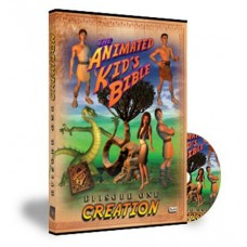 The Animated Kid's Bible - Episode #1 - Creation (DVD)