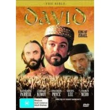 David - King of Israel - the Bible DVD