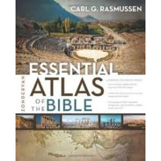 Essential Atlas of the Bible - Zondervan - Carl G Rasmussen