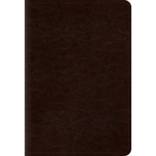 ESV - New Testament With Psalms and Proverbs - Trutone Coffee