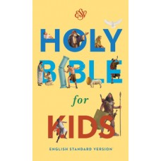 ESV Holy Bible for Kids - Hard Cover
