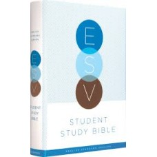 ESV Student Study Bible - Hard Cover