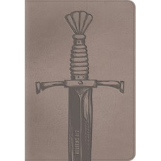 ESV  Kid's Compact Bible - Trutone - Silver Sword