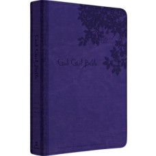ESV God Girl Bible - Trutone Purple