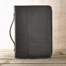 Bible Cover Guidance - Proverbs 3:6 - Black Large Size