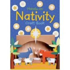 Hands-on Nativity Craft Book - Christina Goodings