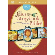 The Jesus Storybook Bible - DVD - Volume #1