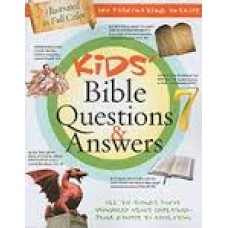 Kids' Bible Questions & Answers - Strauss