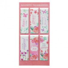 Magnetic Pagemarkers -  Blossoms of Blessings