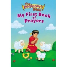 My First Book of Prayers - The Beginner's Bible Board Book