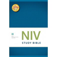 NIV Study Bible (2011 Edition) Hard Cover