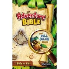NIV Adventure Bible - Hard Cover