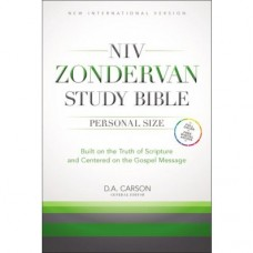 NIV Zondervan Study Bible - Personal Size - Hard Cover