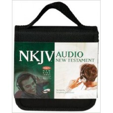 NKJV Audio Cds - New Testament - Stephen Johnston