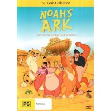 Noah's Ark - From the #1 Selling Book of All Time - DVD
