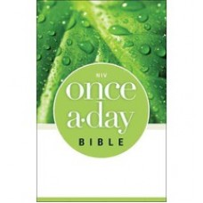 Once a Day Bible - NIV - Paper Back