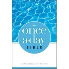 Once a Day Bible - NIV - Chronological Edition - Paper Back