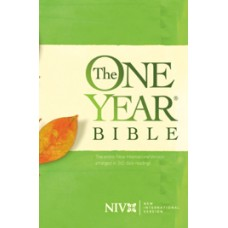 The One Year Bible - NIV - Hard Cover