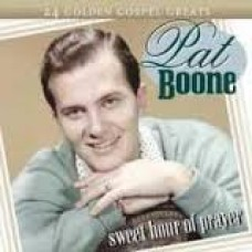 Sweet Hour of Prayer - Pat Boone - CD