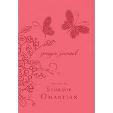 Prayer Journal - With Quotes by Stormie Omartian - Butterfly Design