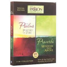 Psalms and Proverbs - 2 in 1 Collection - The Passion Translation - Brian Simmons
