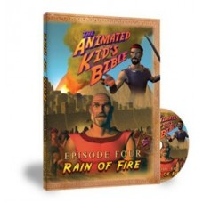 The Animated Kid's Bible - Episode #4 - Rain of Fire (DVD)