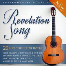 Revelation Song - 20 Acoustic Guitar Tracks - CD