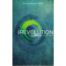 Revolution NIV for Teen Guys - Hard Cover
