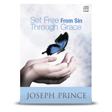 Set Free From Sin Through Grace - Audio Book (CD) - Joseph Prince