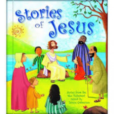 Stories of Jesus - Stories of the New Testament Retold by Janice Emmerson
