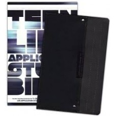 Teen Life Application Study Bible - NLT - Black Pocket Edition