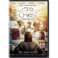 The Case for Christ - One Man's Journey to Solve the Biggest Mystery of All Time - DVD