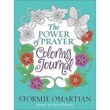 The Power of Prayer - Coloring Journal - Stomie OMartian