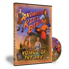 The Animated Kid's Bible - Episode #2 - Voyage of the Ark (DVD)