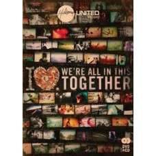 We're All in This Together - Hillsong United - DVD + CD